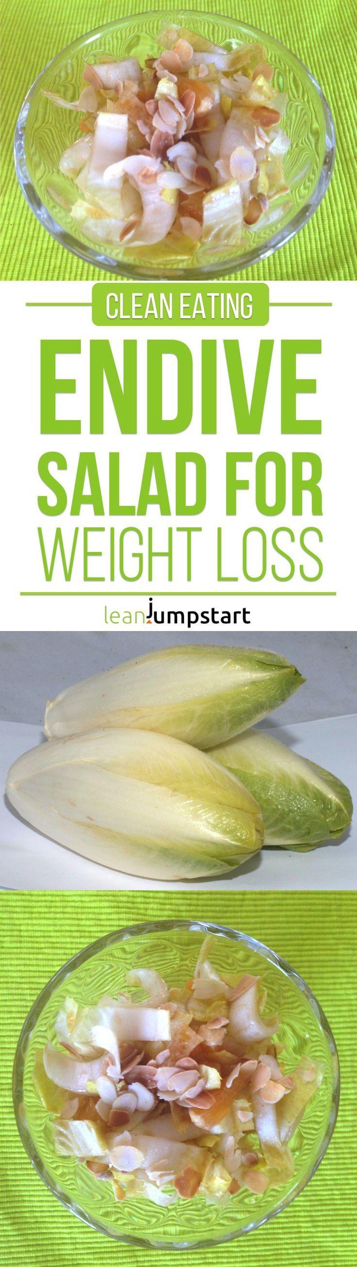 Endiviensalat-Rezept: Ein leicht zu reinigender Esssalat zur Gewichtsreduktion  …