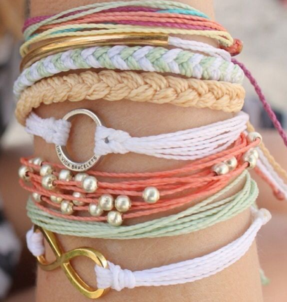 Save $5 off retail by purchasing our bracelets in this custom style pack! Wear them all together or mix and match your favorite combinations. Every bracelet is 100% waterproof. Go surf, snowboard, or