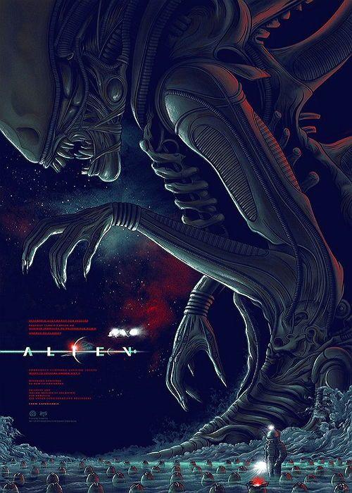 Чужой / Alien (1979) Director's Cut