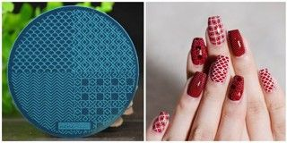 Stamping Plate 005, nagel stempel nagel sjabloon NBH® Stamping Plate 005, nagel stempel nagel sjabloon NBH®