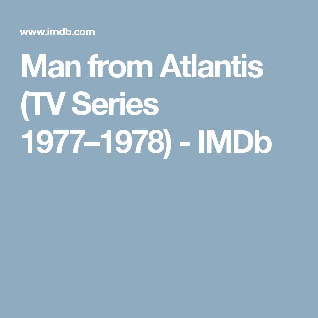 Man from Atlantis (TV Series 1977–1978) - IMDb