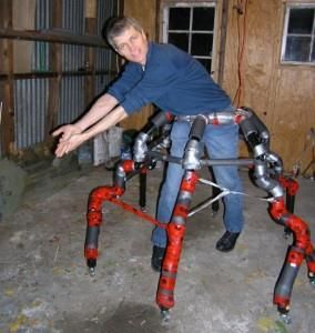 Рассеянный склероз костюм помогающий ходить