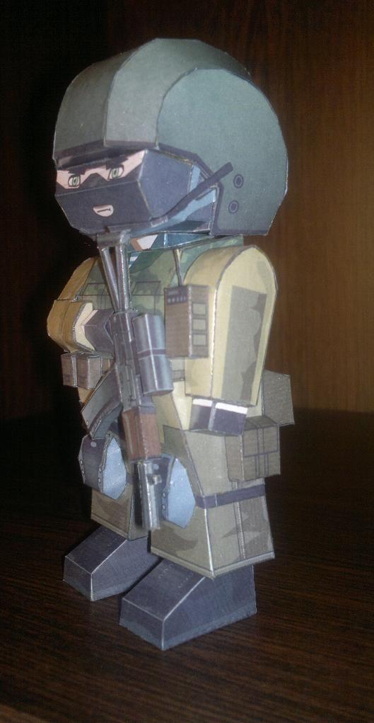 Soldado Ruso