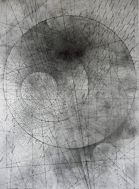 Emma McNally .  graphite on paper