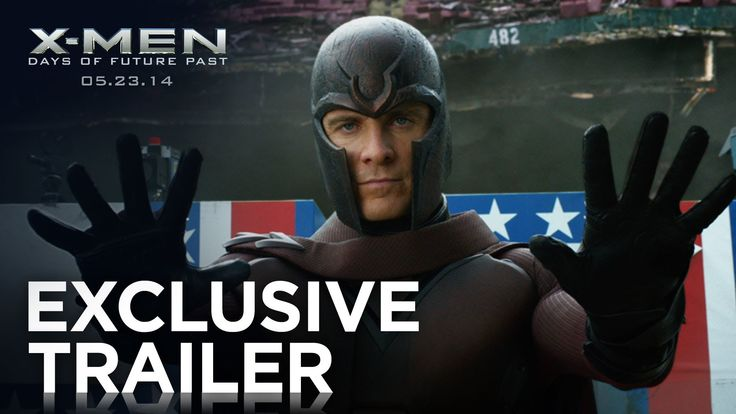 X-MEN: Days Of Future Past - International Launch Trailer #xmen #daysoffuturepast