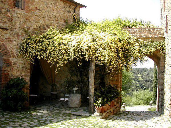 casa de la toscana italia