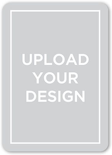 Upload Your Own Design Wedding Card | Wedding Invitations