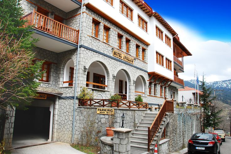 Apollo Hotel:Metsovo Hotels/ Ξενοδοχεία Μέτσοβο:http://www.rooms-2-let.com/hotels.php?id=798