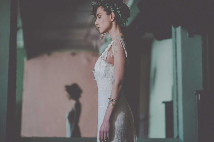 #boho #bride with #bracelets by @breakastone