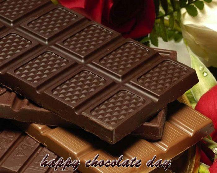 Chocolate Day - April 12nd  Dzień Czekolady 12 kwietnia