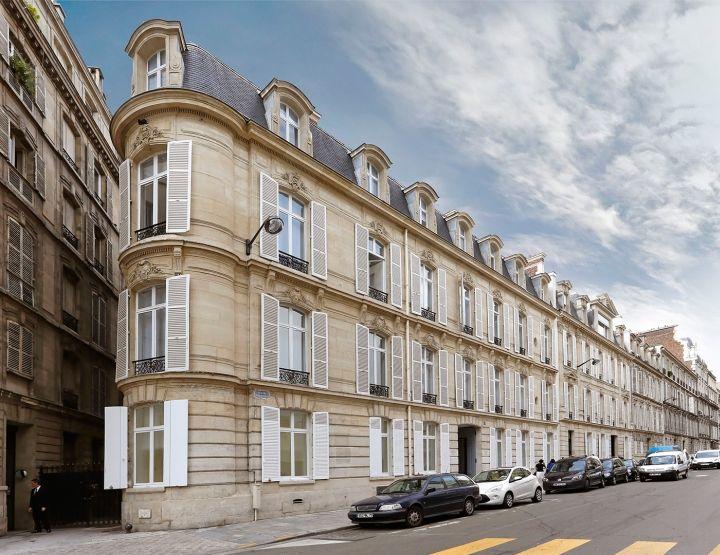 Dior Homme office by Antonio Virga Architecte, Paris – France » Retail Design Blog