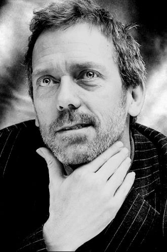 Hugh Laurie - comedian first (see Blackadder goes Forth - 1989)