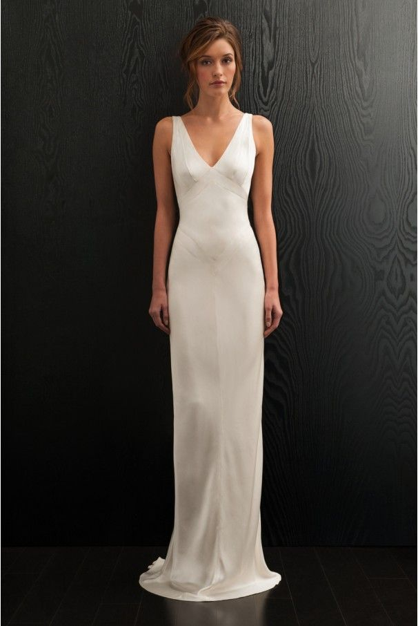 Amanda Wakeley   Adette Wedding Dress - Collection - Bridal