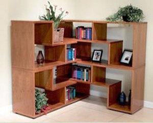 contemporary modular shelf: Office, Jesper Expando, Decor, Puzzle Shelf, Bookcases, Cabinet Computer, Corner Bookcase, Collection 16, Expando Corner