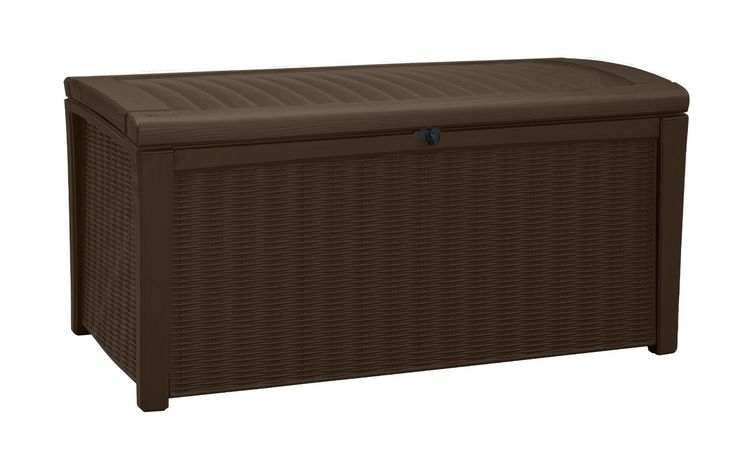 Keter Deck Box, 110-Gallon