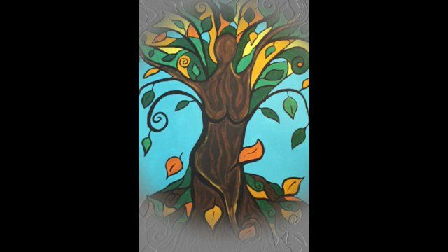 Goddess Woman Tree (Revised Edition)  http://jeananthony.net/goddess-woman-tree-a-tribute/