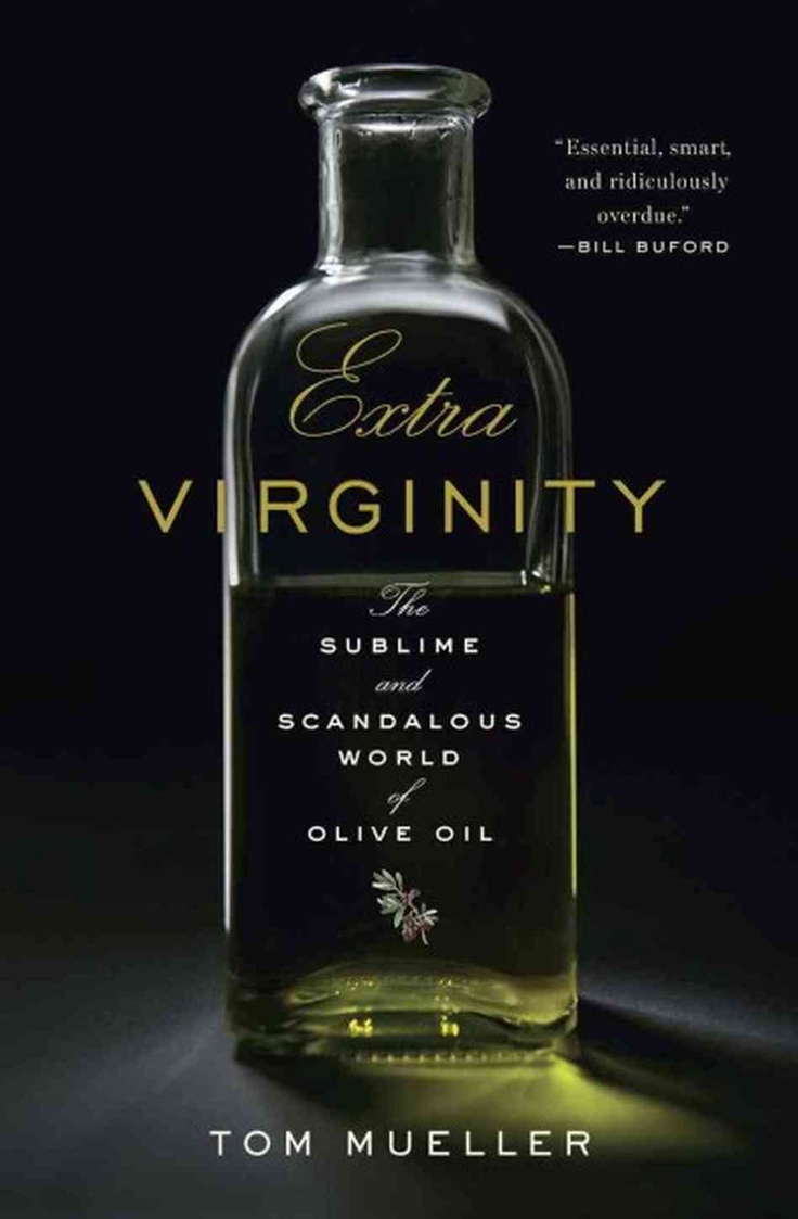 Losing 'Virginity': Olive Oil's 'Scandalous' Fraud