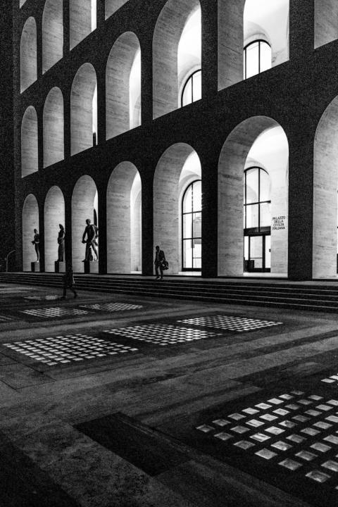 Palazzo della Civiltà e del Lavoro, Roma
