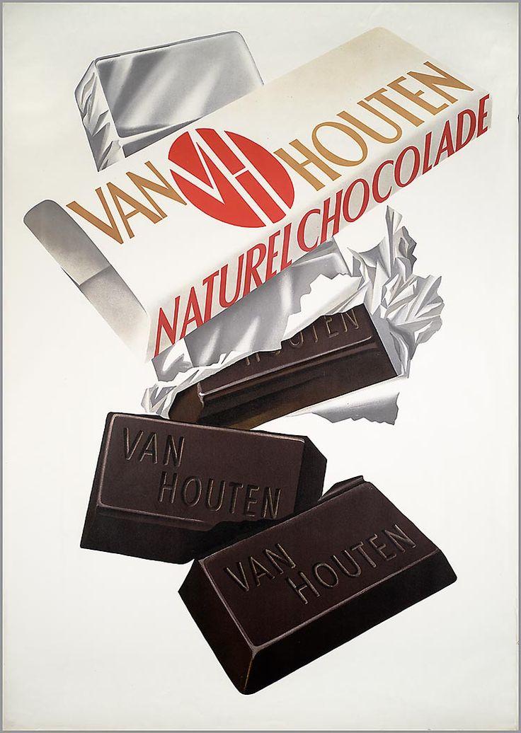 Chocolade reclame