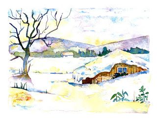 Art Collection: Watercolor 16