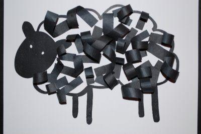 baa baa black sheep for a nursery rhyme unit