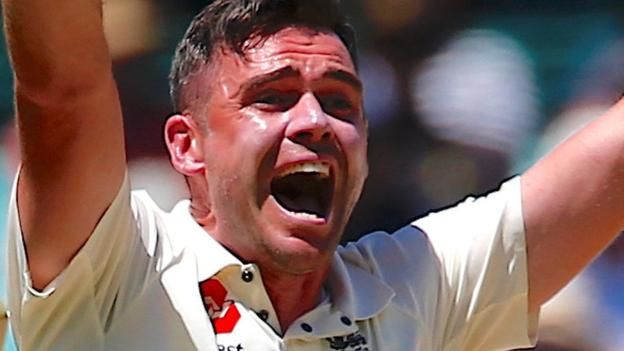 James Anderson: England bowler 'worried' about future of Test cricket - BBC Sport