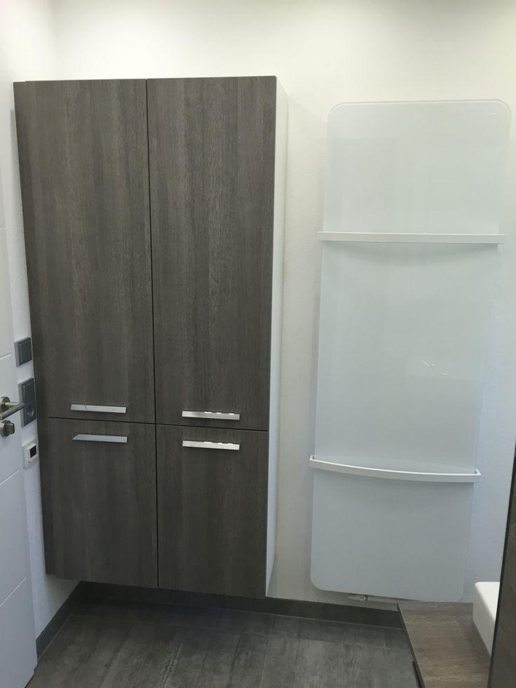 1000+ Ideeën Over Badezimmerschrank Weiß Op Pinterest - Ikea ... Schmaler Badezimmerschrank