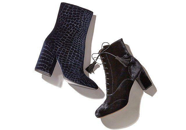 Ботильоны обещают стать главной обувью осени. Разнообразие стилей - от викторианского до спорт-шик, разнообразие фактур - от бархата до винила в подборке наших стилистов по активной ссылке в профиле. #новыйсезон #новыеколлекции #ботильоны2016 #aizel #aizelru