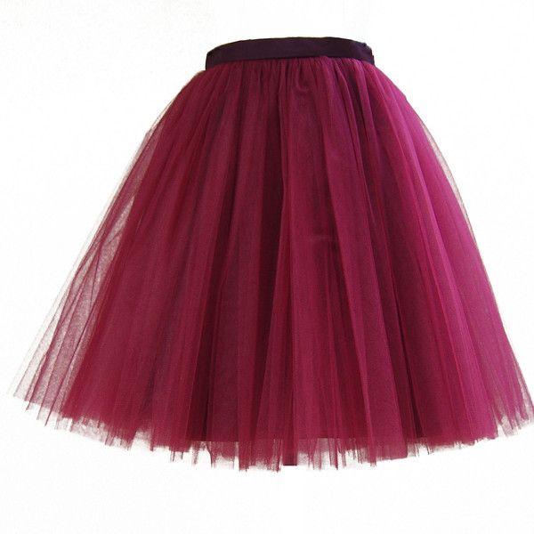 Black tutu tulle skirt, petitcoat, high quality tutu skirts ($131) ❤ liked on Polyvore