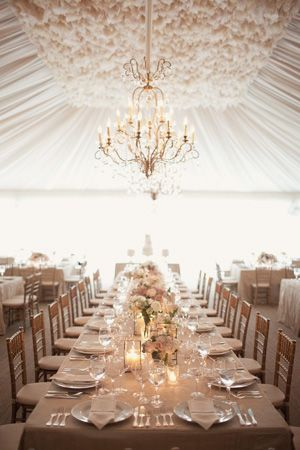 ♡ Beige #wedding #Marquee reception ... For wedding ideas, plus how to organise an entire wedding, within any budget ... https://itunes.apple.com/us/app/the-gold-wedding-planner/id498112599?ls=1=8 ♥ THE GOLD WEDDING PLANNER iPhone App ♥  For more wedding inspiration http://pinterest.com/groomsandbrides/boards/ photo pinned with love & light, to help you plan your wedding easily ♡