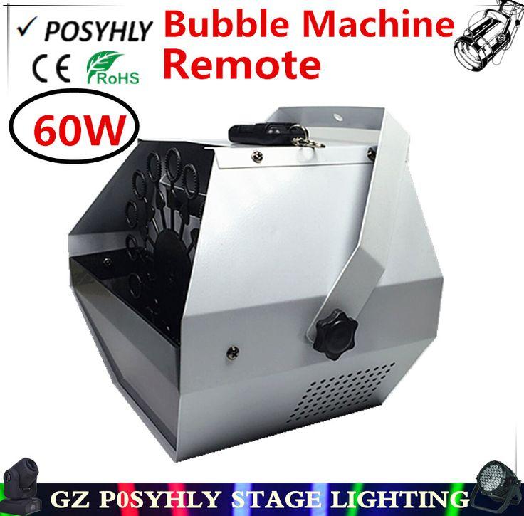 El mejor precio! remoto 60 W máquina de burbujas AC110 220V luz de la etapa equipo de dj profesional en   de   en AliExpress.com | Alibaba Group