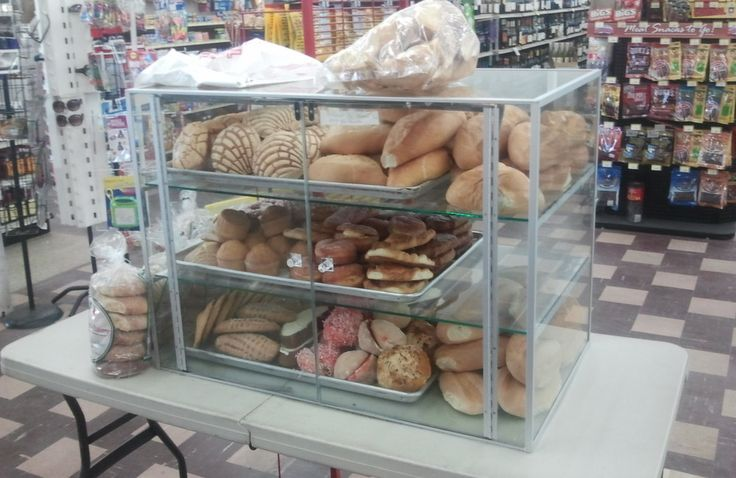 Bakery Delivery Setup in Store Bakery delivery, Bakery, Bread recipes