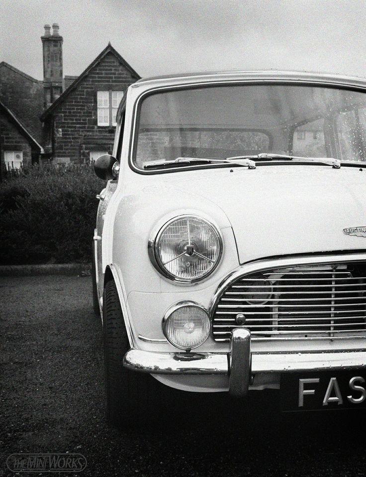 252 best austin morris etc images on pinterest for Garage top car marseille