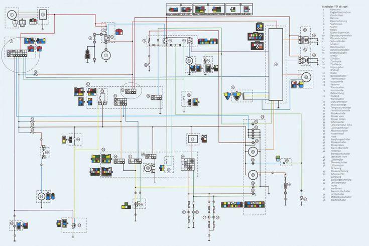 Yamaha Crypton Z Engine Diagram In 2020