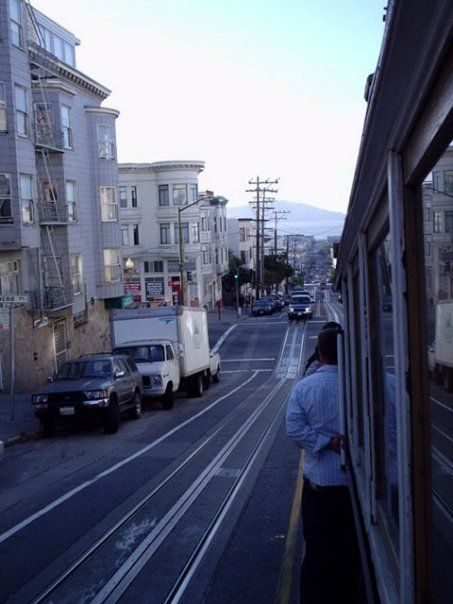 tram_San Francisco, California
