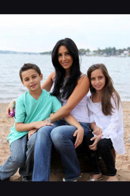 Carla Facciolo Debuts 3rd Season Of 'Mob Wives'