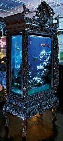 Antique Aquarium