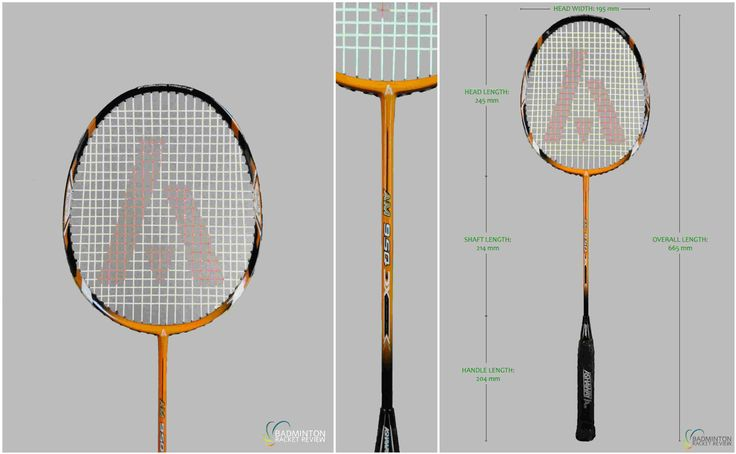 Ashaway AM-96Q Badminton Racket