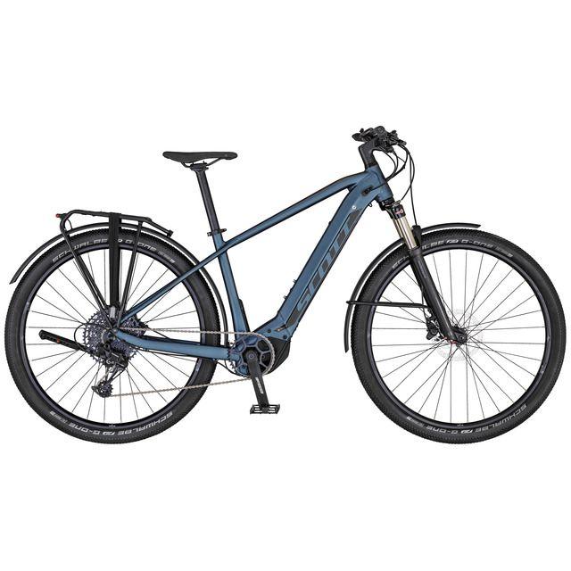 Scott Bicicleta Electrica Axis Eride 20 Men Scott En 2020 Bicicleta Electrica