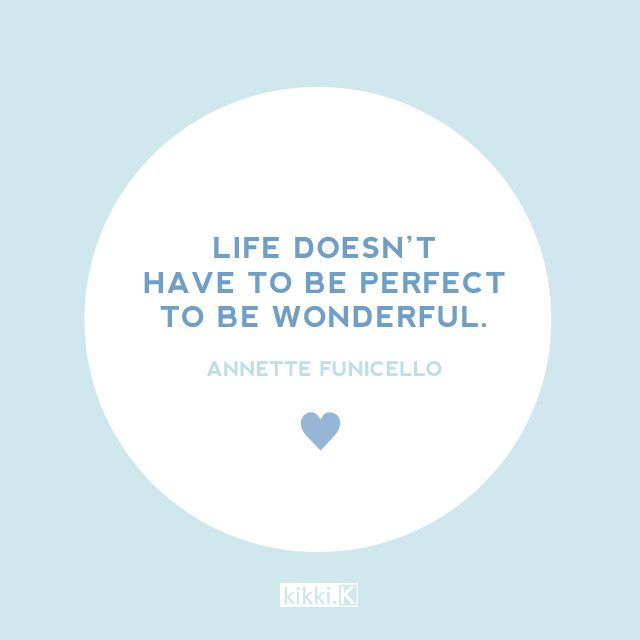 Life is wonderful. #kikkiK www.kikki-k.com