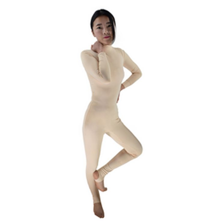 Ensnovo Nylon Lycra Unitard For Women No Head Adult Custom Second Skin Halloween Cosplay Costumes Spandex Tight Suits Full Body #Affiliate