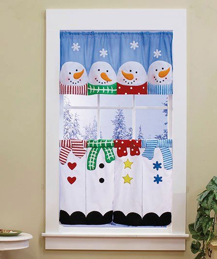 Snowmen for your Window . . . this is soooooo awesome!!!!