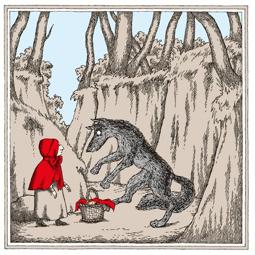 The Most Beautiful and Striking Illustrations from 200 Years of Brothers Grimm Fairy Tales | Brain Pickings