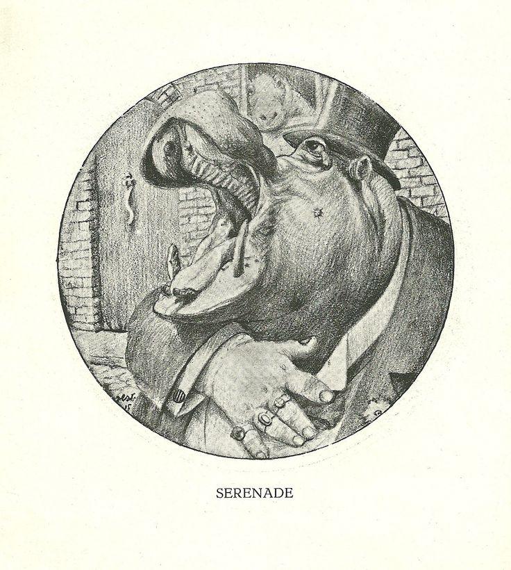 Serenade by Henri Verstijnen. Europeana 1914-1918, CC BY-SA