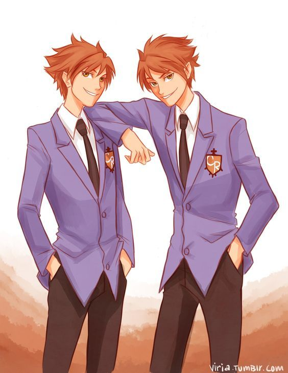 Hikaru and Karu, Ouran Highschool Host Club