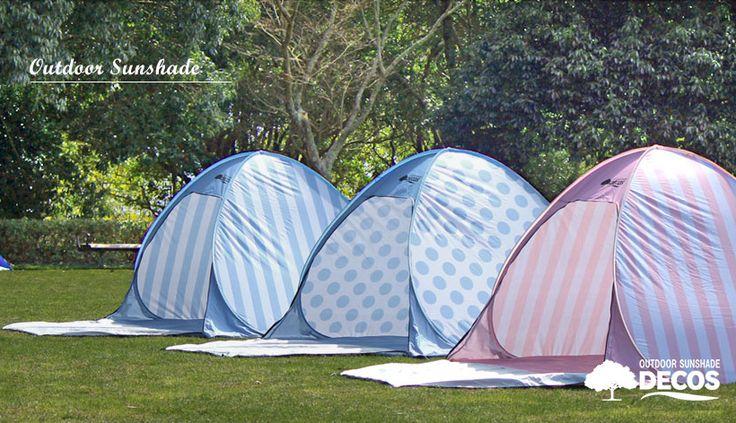 『DECOSワンタッチテント』は、ファミリーでのびのび使えるビッグサイズのテントです。ビッグサイズのテントでも、15秒でたためてコンパクト設計、家族レジャーで何かと困る持ち運びや設置もとても簡単です。また、UVカットに撥水加工、風通しまで考慮された、まさにファミリーのためのビッグサイズテントです。