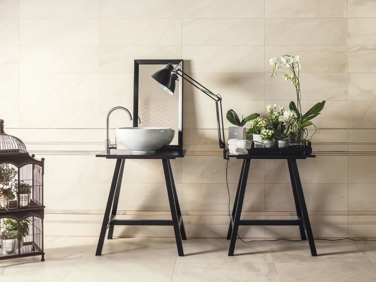 GENUS 27B  Our latest 75x26 high gloss wall tile by IMOLA