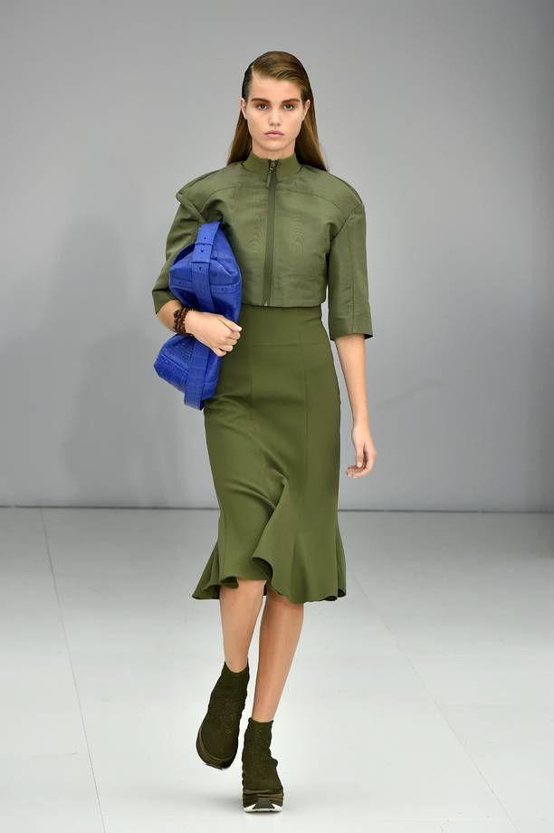 Tutte le tendenze moda donna Primavera estate 2017   Ferragamo