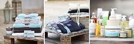 Ekologiska kläder, naturlig hudvård, frotté & sängkläder. Hildur.se