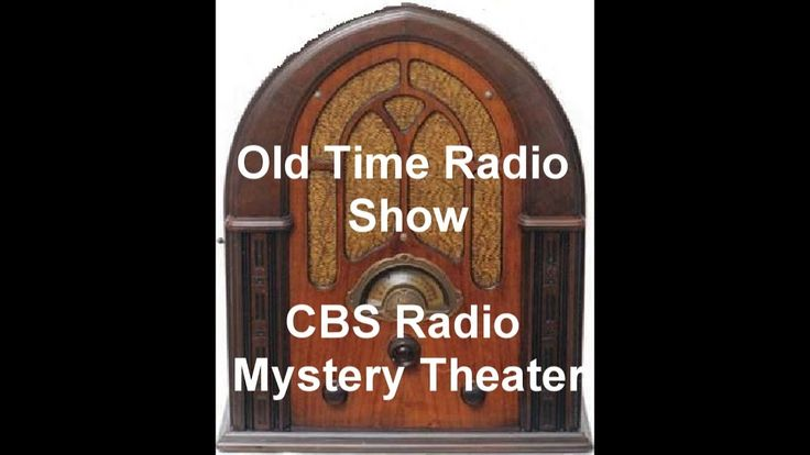 2 CBS Radio Mystery Theater Radio Shows The Chinaman Button-Dead For A D...